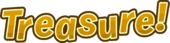 Treasure! Logo