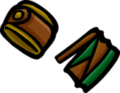Brown Leather Cuffs icon
