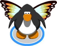Butterfly Wings in-game