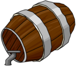 Cream Soda Barrel furniture icon ID 723