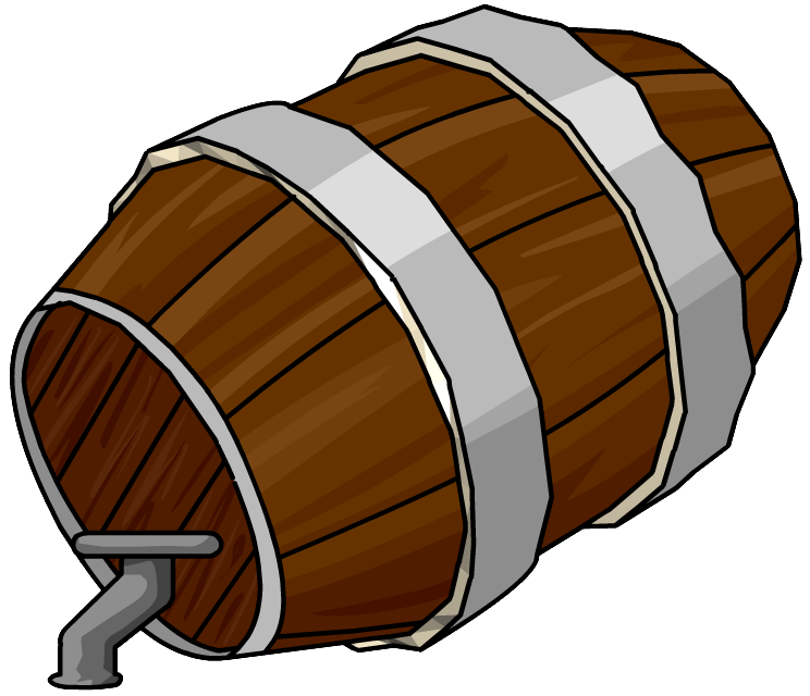 Cream Soda Barrel Furniture Icon ID 723.png