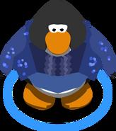 Dazzling Blue Tuxedo IG