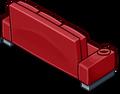 Red Designer Couch sprite 021