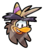 Sasquatch Pin icon