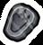 ?????? Footprint pin icon