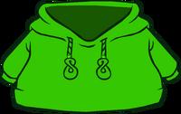 Cangurito de Puffito Verde icono