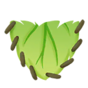Decal Leaf Pocket icon