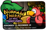 Norman Swarm advertisement 3