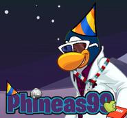 Phineas99PenguinPromIconCustom