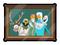 Pin de Retrato icono