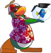 RookieWithDoryClubPenguinTimesIssue552