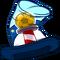 Sombrero de la Copa CP icono