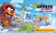 MuppetsGiraMundial cierre de sesion