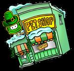StPatricksDayParty2009PetShopExterior