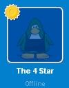 The 4 Star en la lista de amigos
