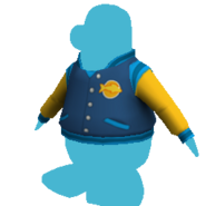 Alumni Jacket CPI icon