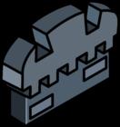 Battlements furniture icon ID 2069
