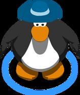 Blue Felt Hat ingame