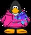 Clothing Item 4514 player card Custom Hoodie