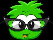 Green PuffleAA