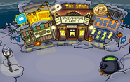 Halloween Party 2008 Plaza