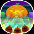 Marketing screen Halloween