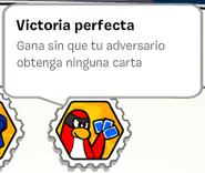 Victoria perfecta (album de estampillas)