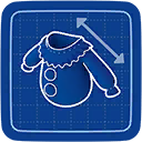 Blueprint Clown Coat icon