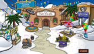 Centro de esquí 10 aniversario