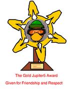 Goldjupiter5award