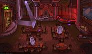 Salón Comedor Noche de Brujas 2014