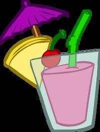 Batido Tropical icono