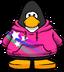 Clothing Item 4516 player card Custom Hoodie