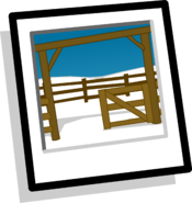 Corral Background icon
