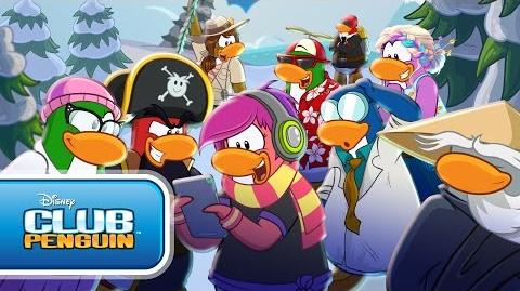 DJ Cadence & the Penguin Band Gonna Be Epic - Disney Club Penguin