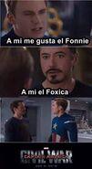 Fonnie y Foxica
