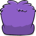 Fuzzy Purple Couch sprite 008