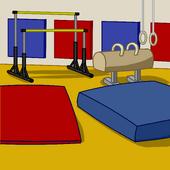 Gymnastic Background