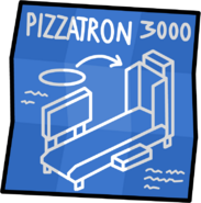 Pizzatron 3000 Blueprints in Missions