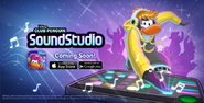 SoundStudio app ad