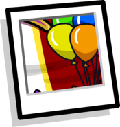 Circus Tent Background icon