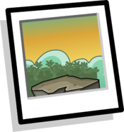 Cliff Lookout Background icon