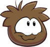 Operation Puffle Post Game Interface Puffe Image Brown