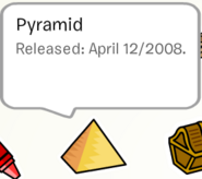Pyramid Pin Stamp