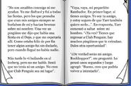 Rockhopper y el Polizón Libro página 5