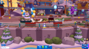 Waddle On Party Island Central food
