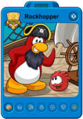 Yarr and Rockhopper at the Fall fair