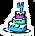 600px-4th Anniversary Cake Pin