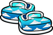 Canvas Cloud Shoes icon