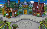 Frozen Party Town